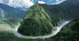 世界上最长的河流峡谷,堪称地球最后秘境