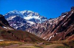 世界上最高的死火山,阿空加瓜山高6962米