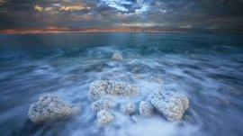世界上最咸的湖泊,唐胡安池含盐度超过40%