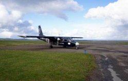 世界上最短的航班,最快用时53秒到站!
