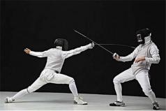 世界十大女子击剑运动员排行榜,中国一人上榜