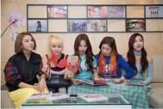 韩国最受欢迎的十大女团,有你喜欢的欧巴吗?