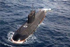 世界上最小的潜艇,红宝石排水量2300吨