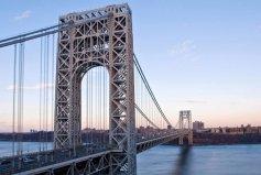 世界上最繁忙的大桥:乔治华盛顿大桥