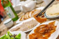 中国十大顶级美食,北京烤鸭实至名归