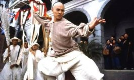 李连杰十大经典影片,《黄飞鸿》系列排名首位