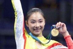 中国女子体操十大最著名的运动员,刘璇上榜