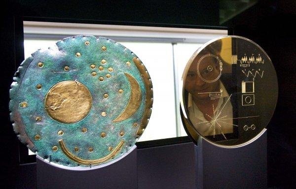 世界上最古老的星象盘,距今有3600年历史