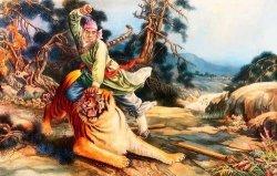 中国明代四大奇书,《水浒传》居第一位