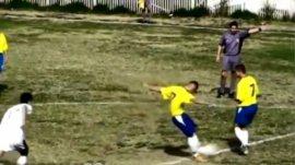 世界足球史上最快进球,仅用2秒攻入对方球门