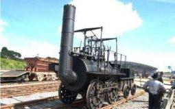 世界上第一条铁路,达林顿铁路全程长21公里