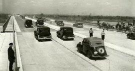 世界上第一条高速公路,德国1932年修建