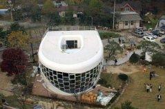 世界最大的马桶建筑,斥资110万美元建成