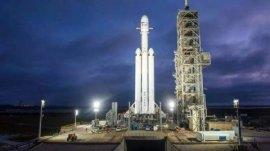 世界最大的超重型运载火箭,运载能力达160吨