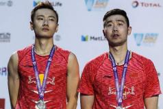 世界羽毛球男双前十名排名 第一名是印尼运动员