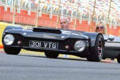 世界上最矮的超级跑车,高度仅48厘米