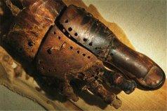 世界上最古老的假肢,距今已有3000年历史