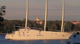 世界上最大的帆船游艇,价值25.67亿元人民币