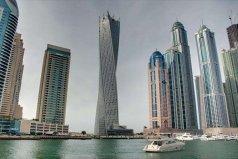 世界八大扭曲建筑,卡延塔90度扭曲旋转