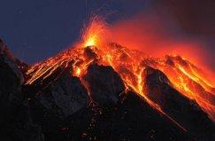 世界上喷发次数最多的活火山:埃特纳火山