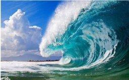 世界上最长的海浪,杀人浪最高达510米