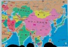 世界上邻国最多的国家,中国总共20个邻国