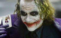 有史以来最经典的小丑形象,希斯莱杰实至名归