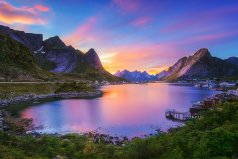 世界十大最大群岛,挪威群岛列居第一位