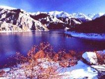 国内冬季赏雪十大旅游地,长白山你去过吗?