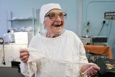 世界上最老外科医生,89岁高龄还在手术台