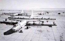 世界上最大的轰炸机,B-36个头是B-522倍大