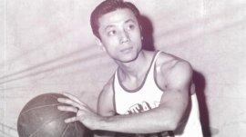 NBA史上第一位亚裔球员,三阪亘非他莫属