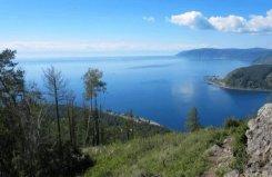 世界十大最深的淡水湖,贝加尔湖深度达1637米