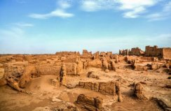 古诗词中的十大历史名城,第一名是楼兰古城