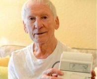 世界上心跳最慢的老人,英国老人每分钟26下