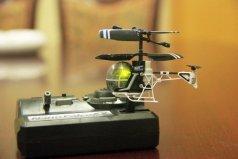 世界上最小的遥控飞机,全长仅65毫米