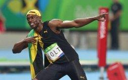 世界上跑得最快的五个人,博尔特高居榜首