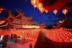 中国三大传统节日,春节高居榜首