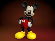 全球最火的十大动漫人物,米老鼠位居第一