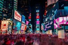 全球公认四大繁华城市,第一名纽约当之无愧
