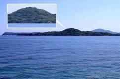 世界上最小的火山,日本笠山标高112米