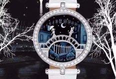 世界上最浪漫的手表,售价75万元限量100只