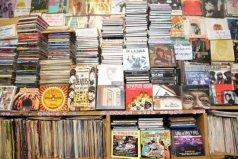 世界上最古老的唱片店,店内有2.5万张唱片