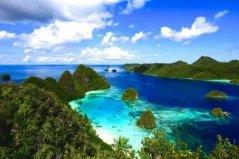 """世界上最大的岛国,印尼被称为""""千岛之国"""""""
