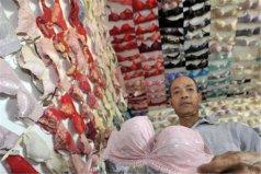 世界上收藏胸罩最多的人,中国男子收藏5000个