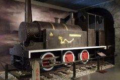 中国第一辆火车,龙号机车造于清朝末期