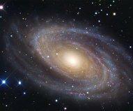 宇宙最美五大星系,银河系排在末尾