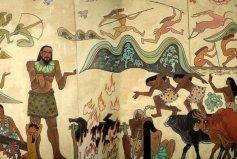 中国上古五大创世神,伏羲是我国人文始神