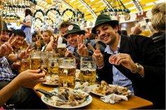 世界著名的三大啤酒节,慕尼黑啤酒节最悠久