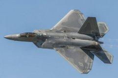 世界上最强的战斗机,美国的F-22猛禽
